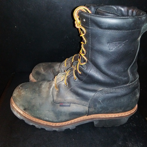 Red Wings 446 Boots Sz 115